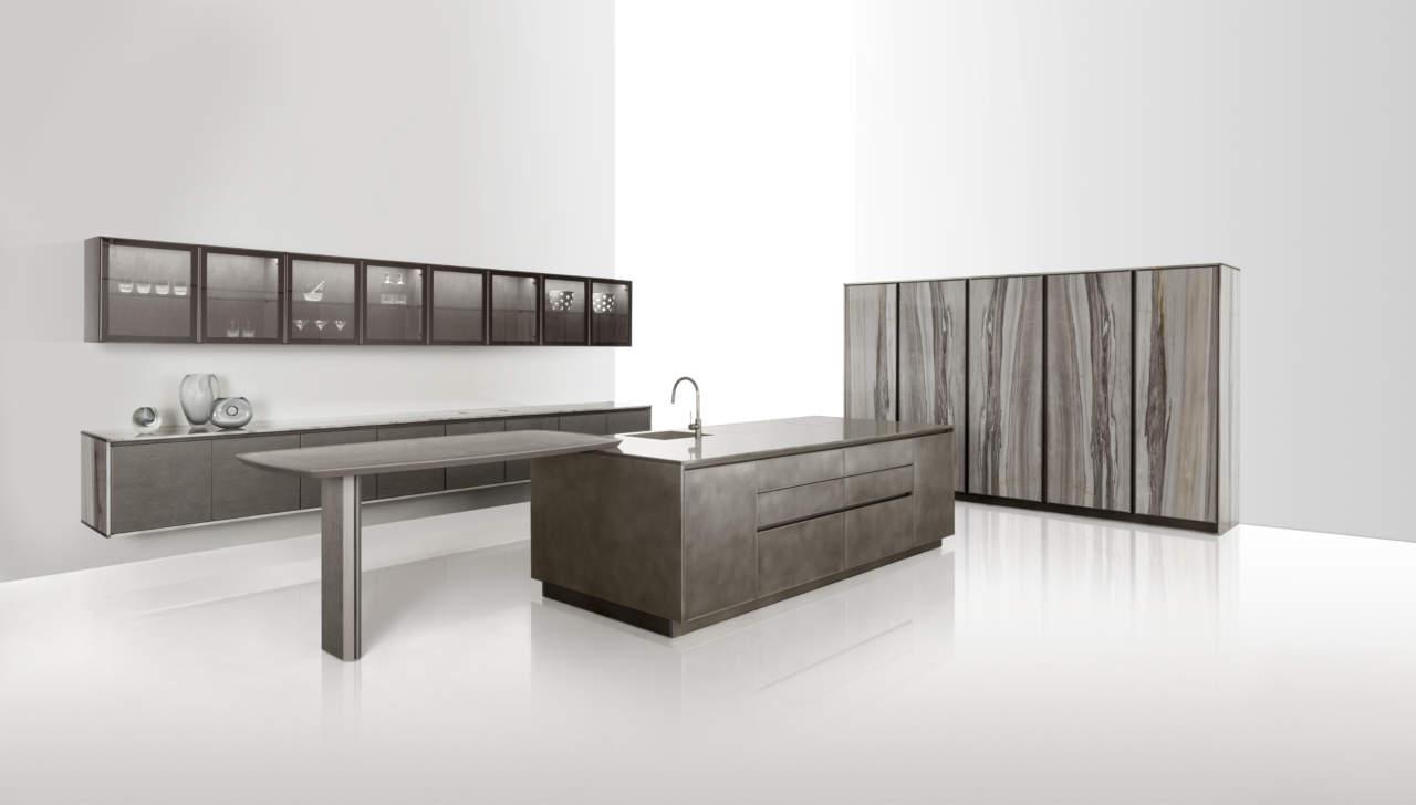 Giorgetti presenta la collezione di cucine di alta gamma for Aziende cucine design