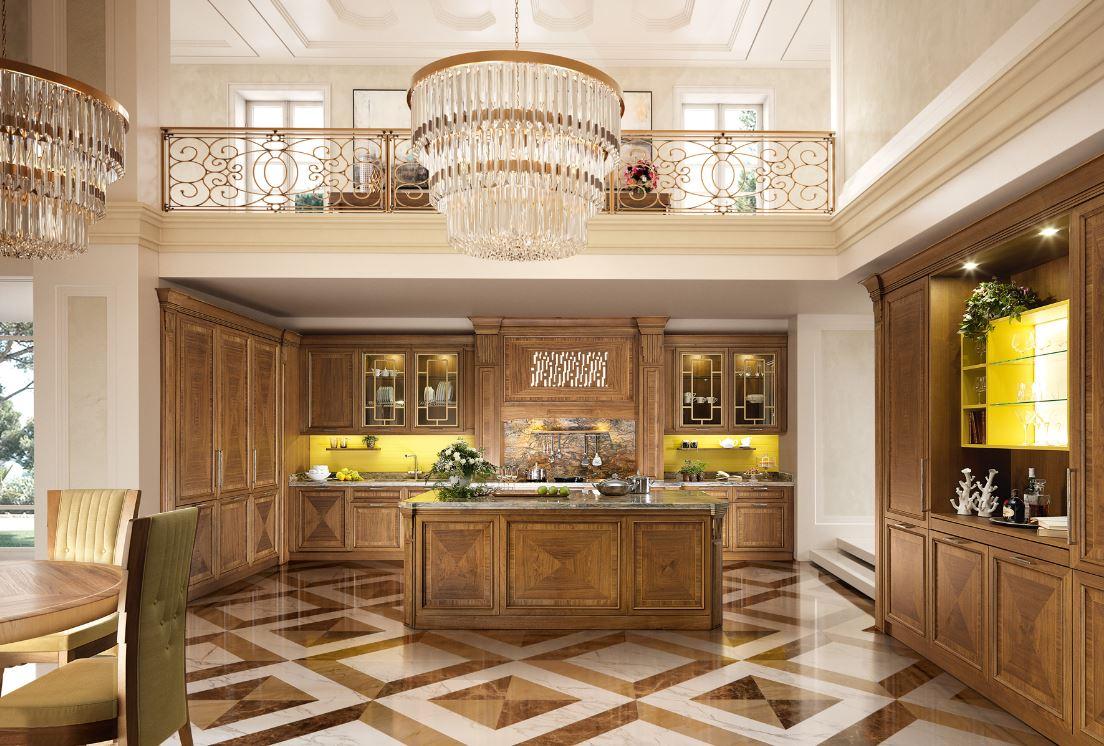 Atmosfere senza tempo per la cucina Martini Mobili | Ambiente Cucina