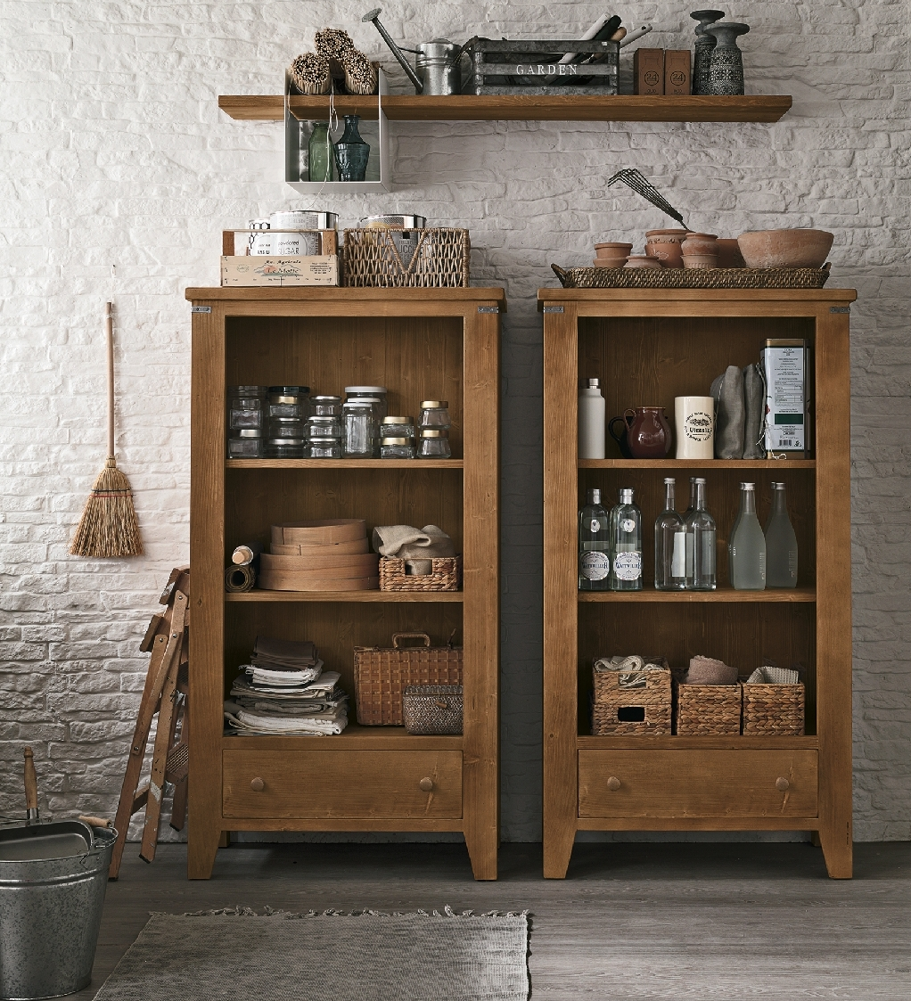 L Atmosfera Fifties Della Cucina York Wood Di Stosa Cucine
