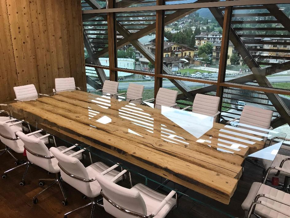 Mobili Con Legno Riciclato : Mobili con legno di recupero affordable tavolo con sedie with