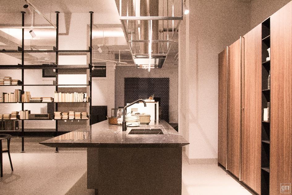A palermo il primo showroom siciliano del gruppo boffi for Aziende cucine design