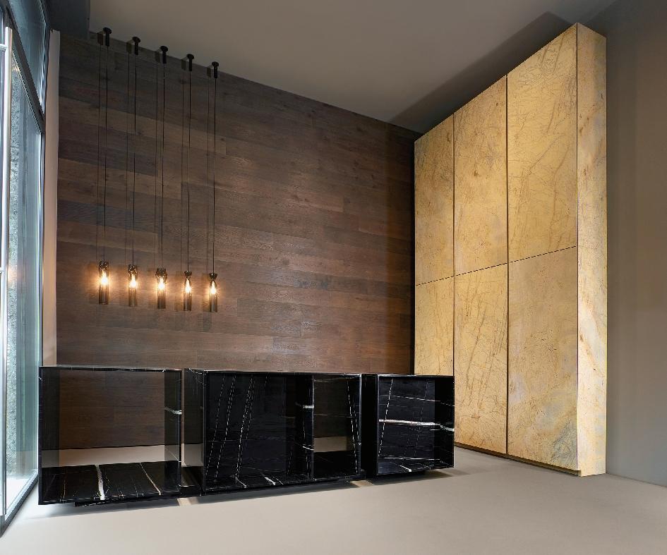 Alberto Minotti e le cucine in pietra: un \