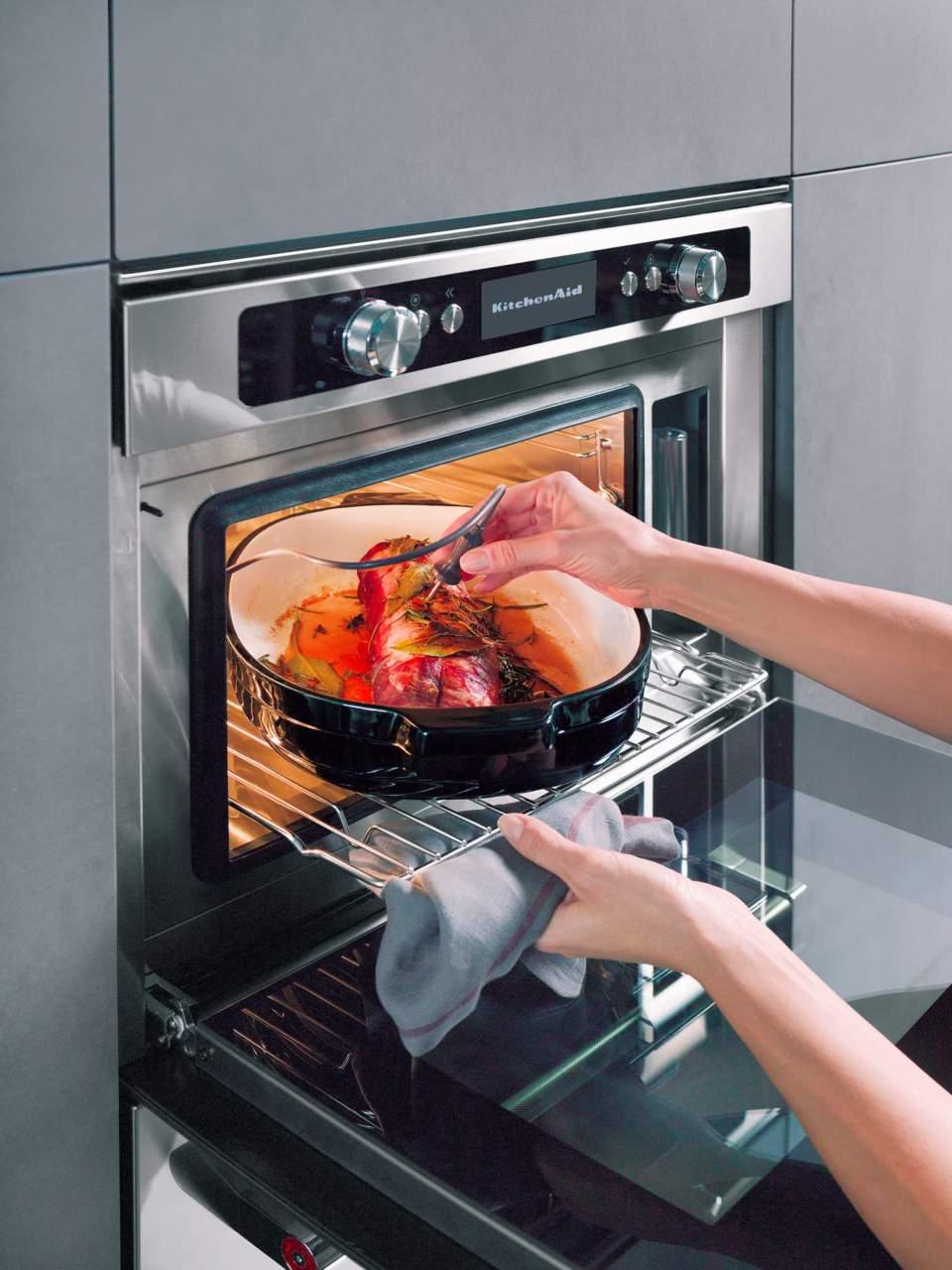 Forni KitchenAid, un mondo di possibilità in cucina | Ambiente Cucina
