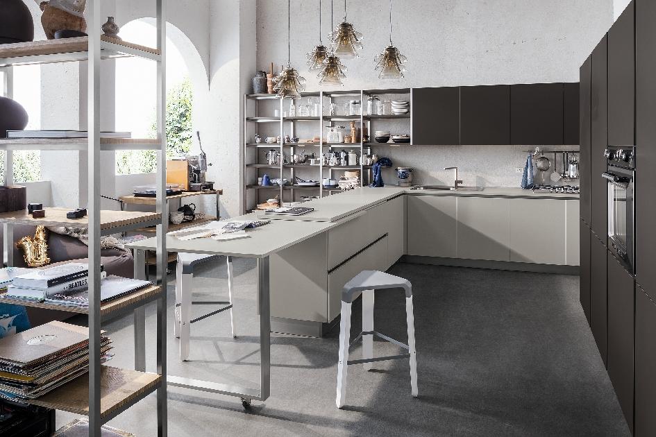 Tavoli Da Cucina Veneta Cucine.Tavoli Trasformisti E Salvaspazio Ambiente Cucina