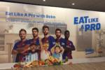 Beko e FC Barcellona lanciano una campagna di educazione alimentare