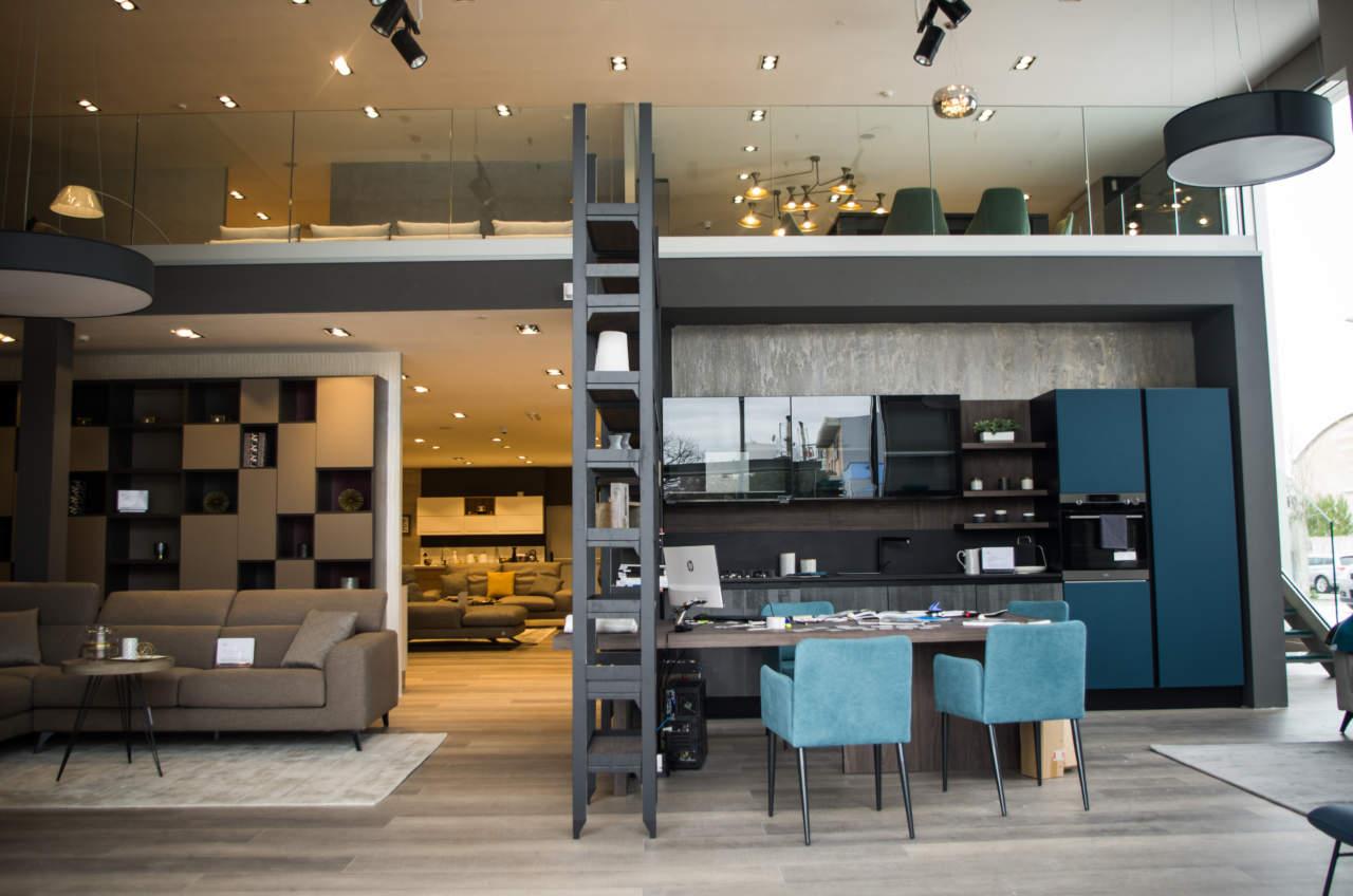 Inaugurato nuovo showroom febal casa a sassari ambiente for Aziende cucine design