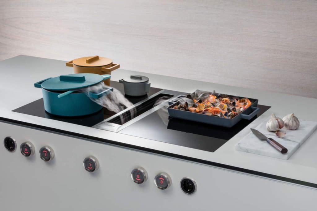 Bora show cooking nei cieli di torino ambiente cucina for Cappa bora