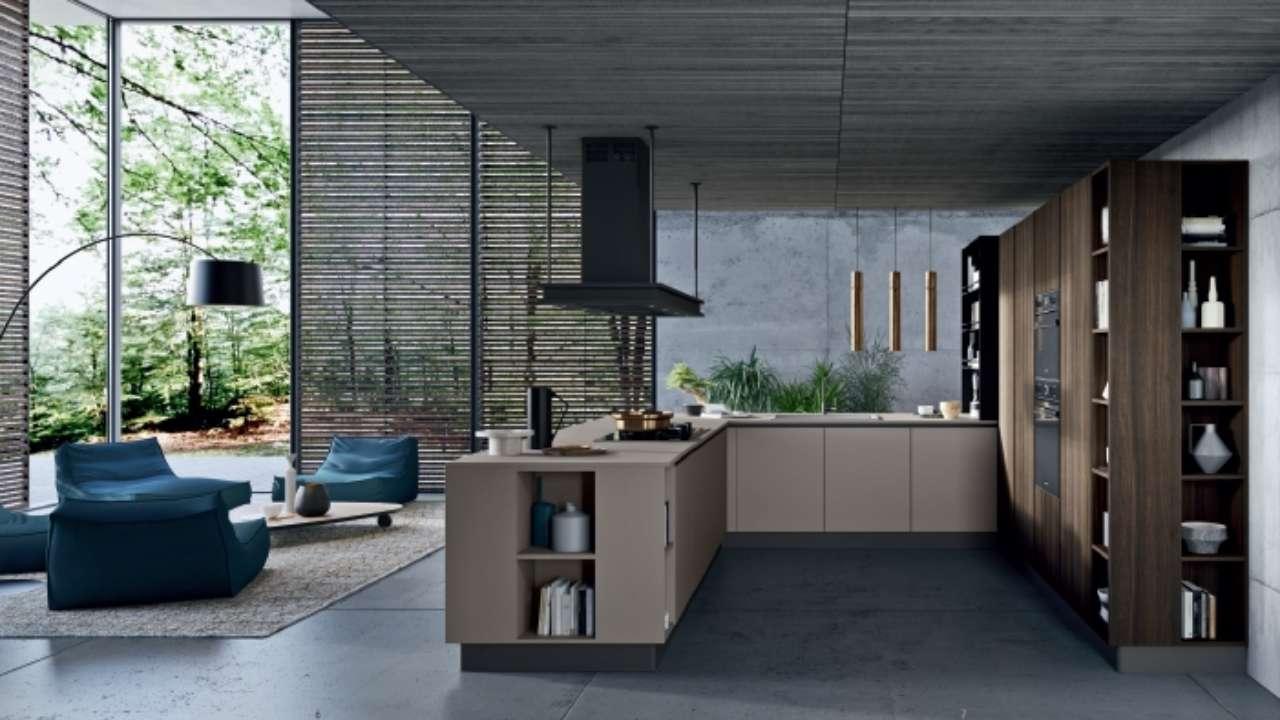 La filosofia Zen di Astra Cucine   Ambiente Cucina