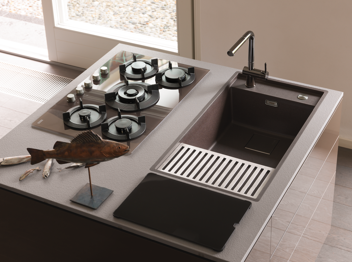 Franke la nuova collezione maris free by dror ambiente cucina - Lavelli da cucina in fragranite ...