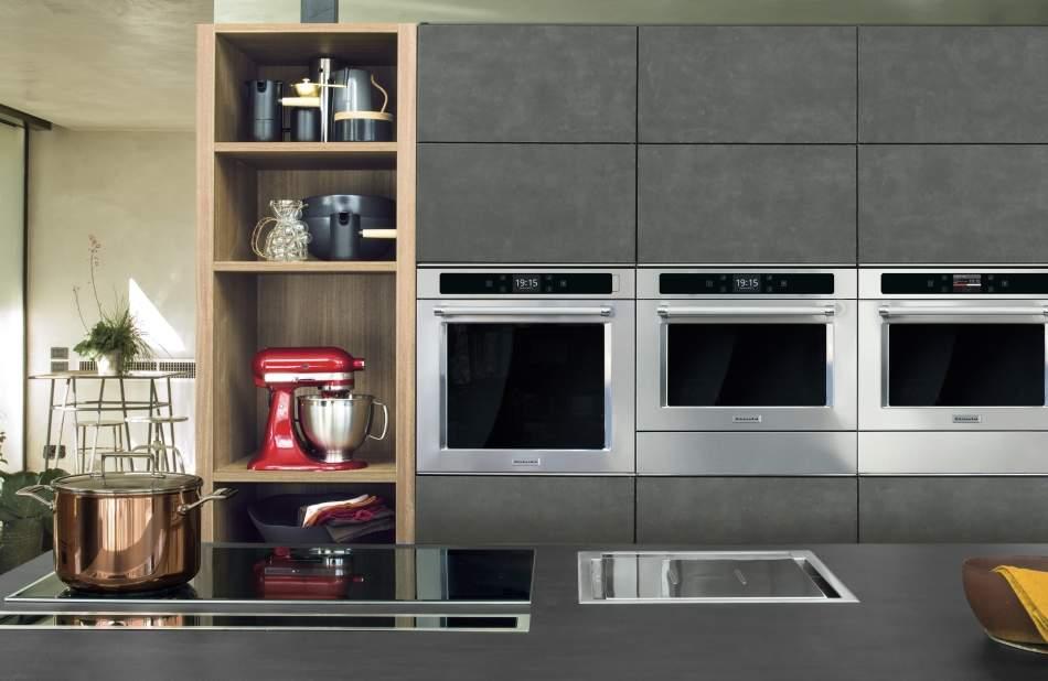 Con kitchenaid la cottura professionale arriva a casa for Nuovi progetti e piani per la casa