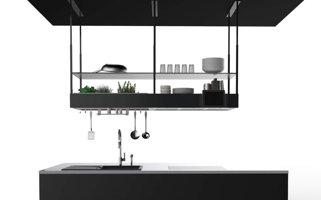 Anteprima ftk 2018 falmec ambiente cucina for Aziende cucine design
