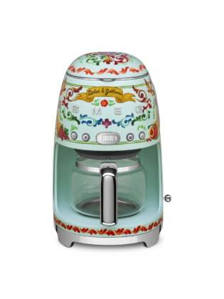 Smeg Dolce&Gabbana Sicily is my Love