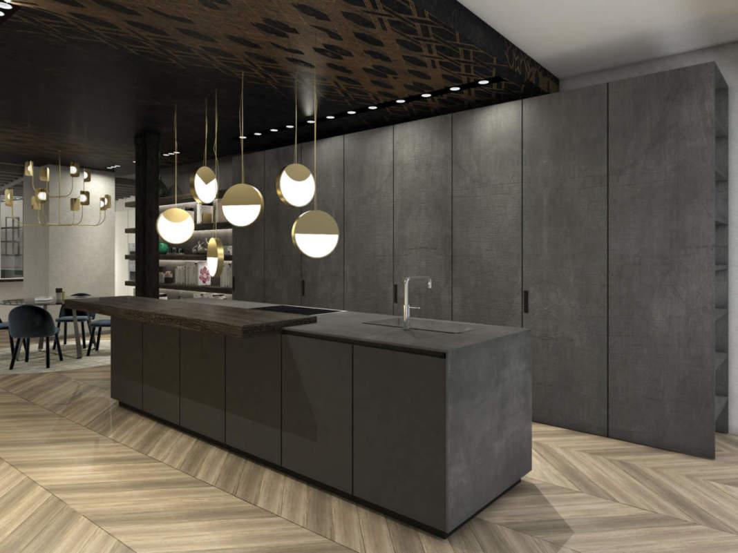 Fuorisalone 2018 pedini ambiente cucina for Aziende cucine design
