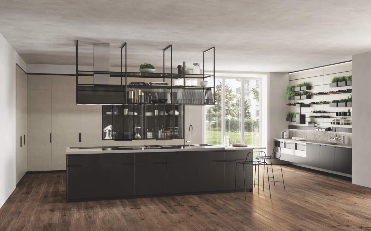 Anteprima Eurocucina 2018 | Scavolini | Ambiente Cucina