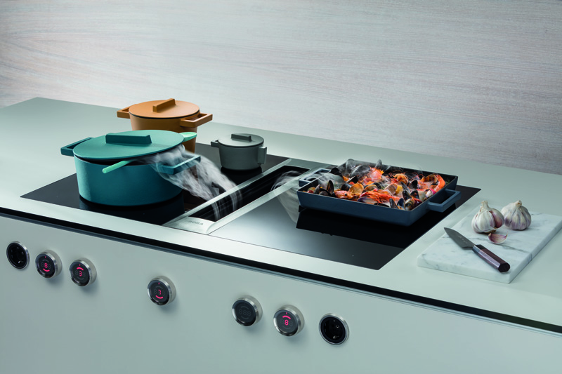 frigo2000 presenta a milano le novit bora sub zero wolf. Black Bedroom Furniture Sets. Home Design Ideas