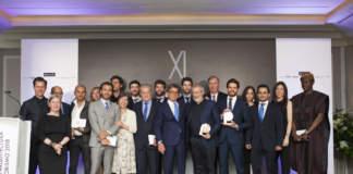 Premiazione Porcelanosa