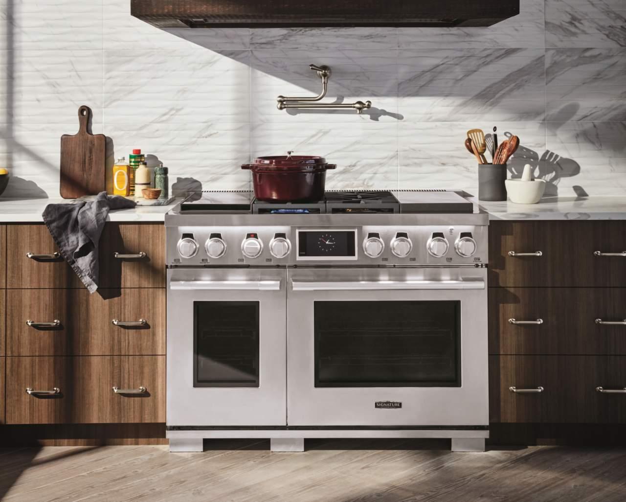 Signature Kitchen Suite, di LG, il lusso dell\'elettrodomestico da ...