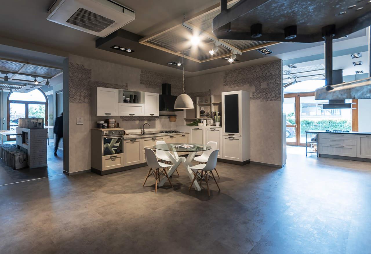 Inaugurato il primo store stosa cucine in umbria for Aziende cucine design