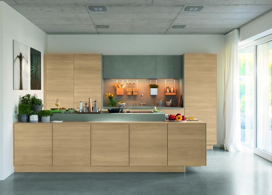 Le nuove cucine TEAM 7: il calore del legno al centro della vita ...