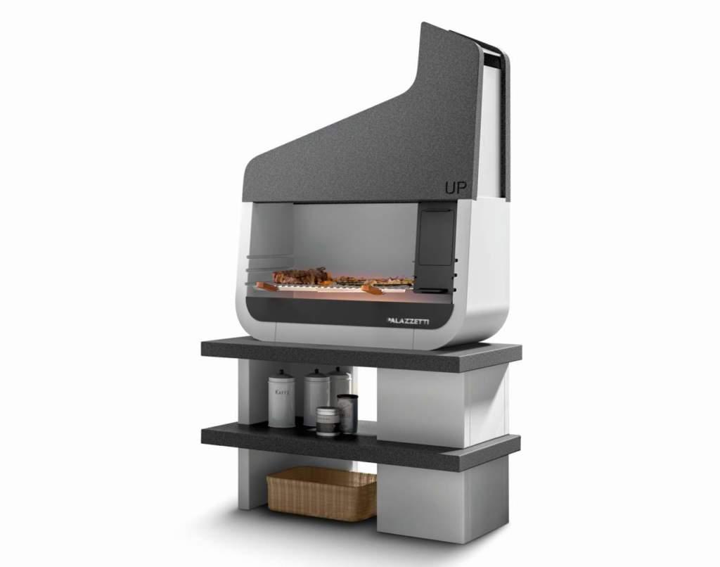 Il barbecue up di palazzetti design per cucinare all - Barbecue di design ...