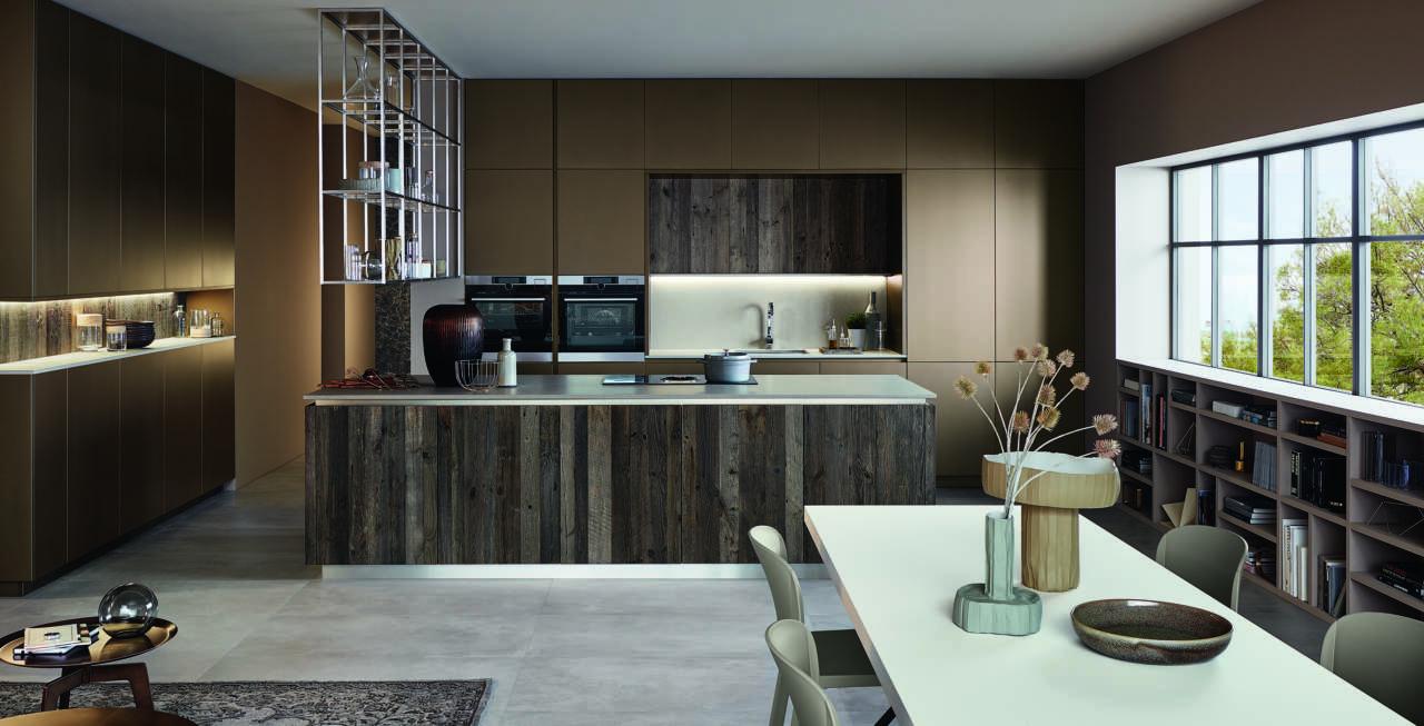 Misure Pensili Veneta Cucine.Piu Modularita Piu Progetti Con Il Sistema Lounge Di Veneta Cucine