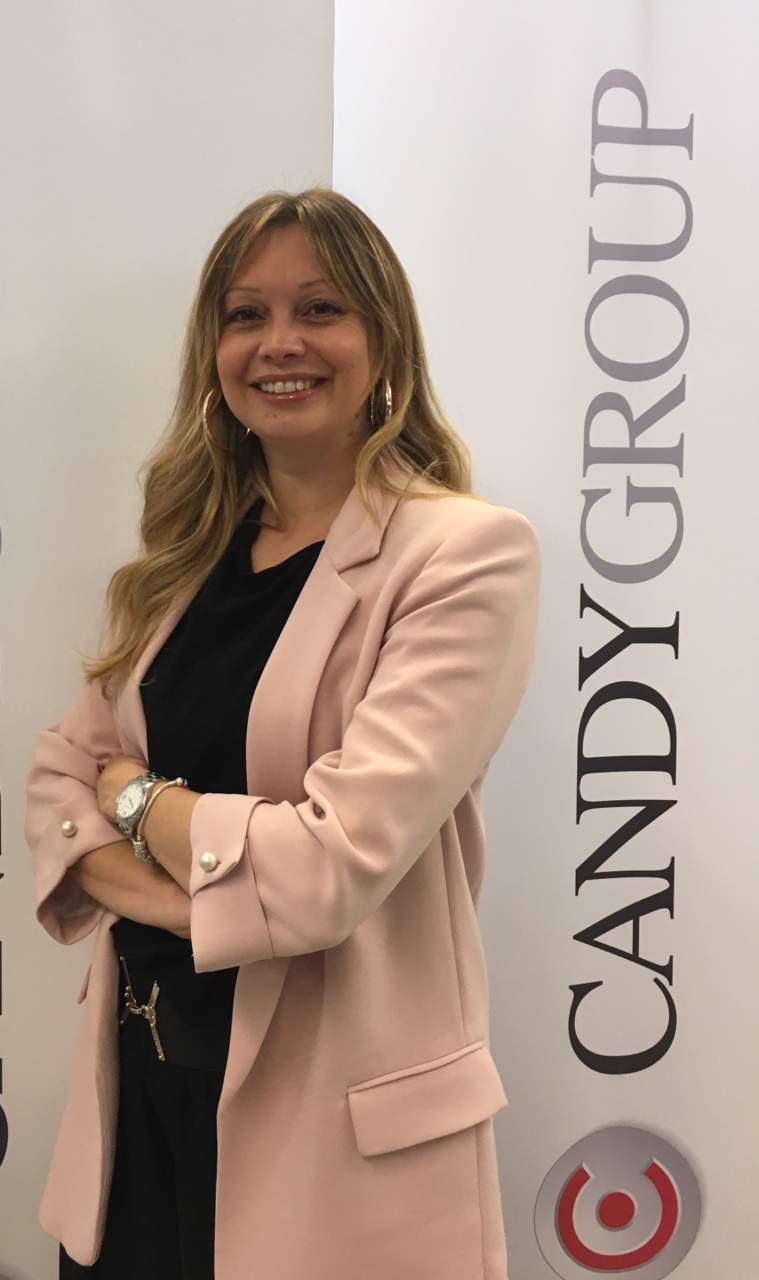 mda italia srls  Nuova Responsabile Marketing MDA per Candy Group | Ambiente Cucina