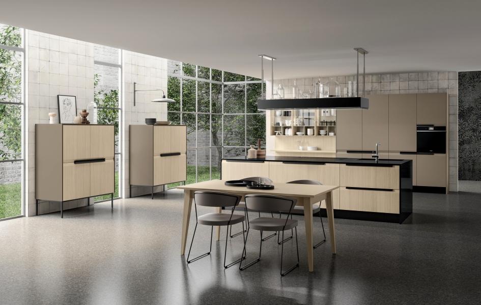 Il nuovo look della cucina Chantal, di Febal Casa | Ambiente Cucina