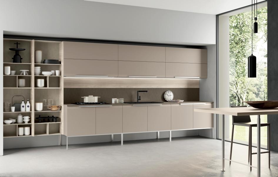 Il nuovo look della cucina Chantal, di Febal Casa | Ambiente ...