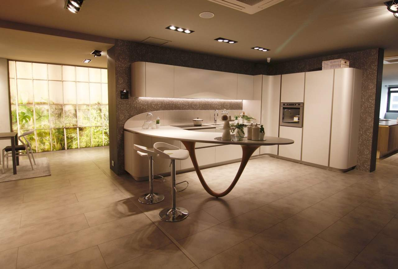 Lo showroom Milia Living Home si rinnova con Snaidero ...