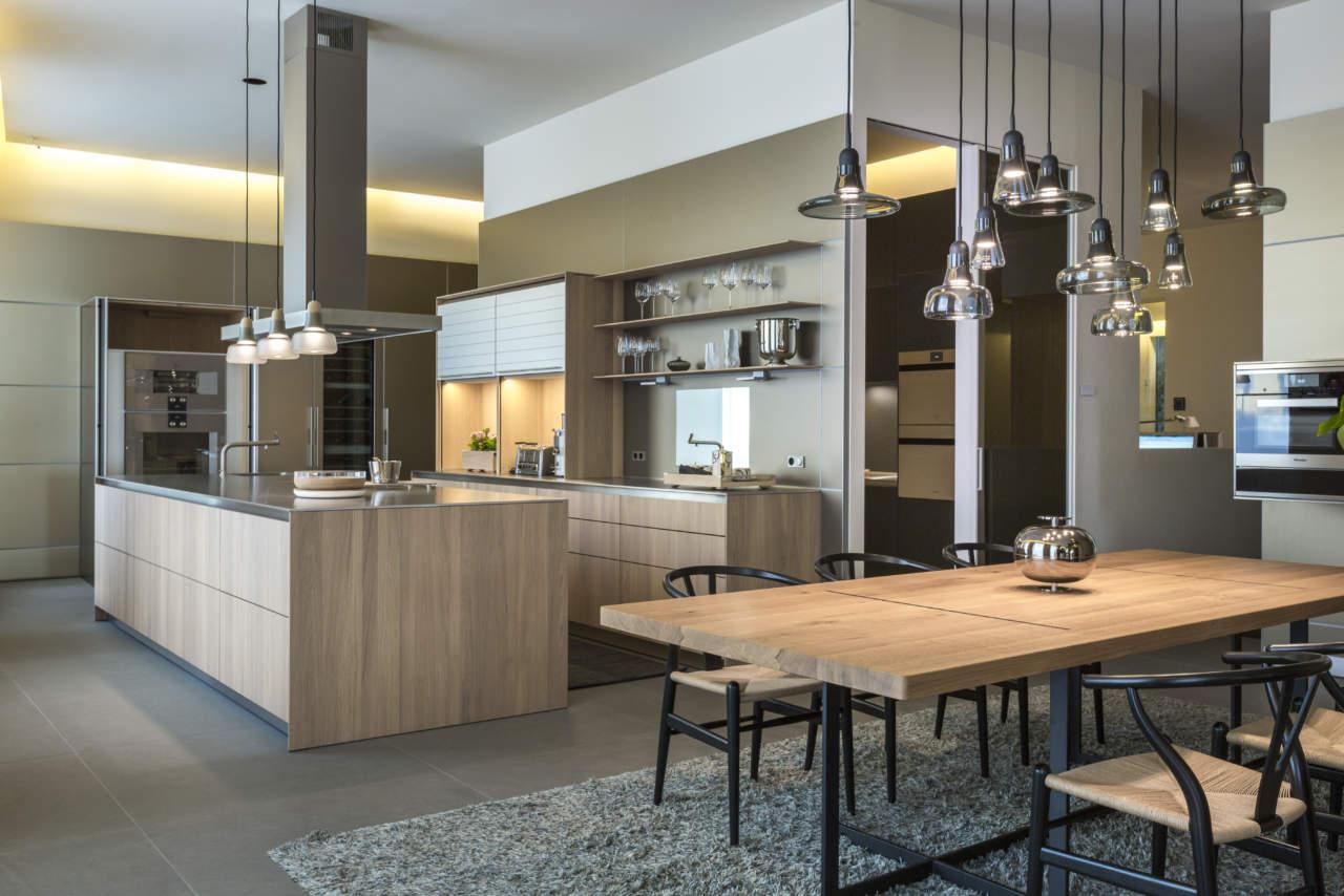 Bulthaup portanuova innovazione instore 2018 ambiente for Aziende cucine design