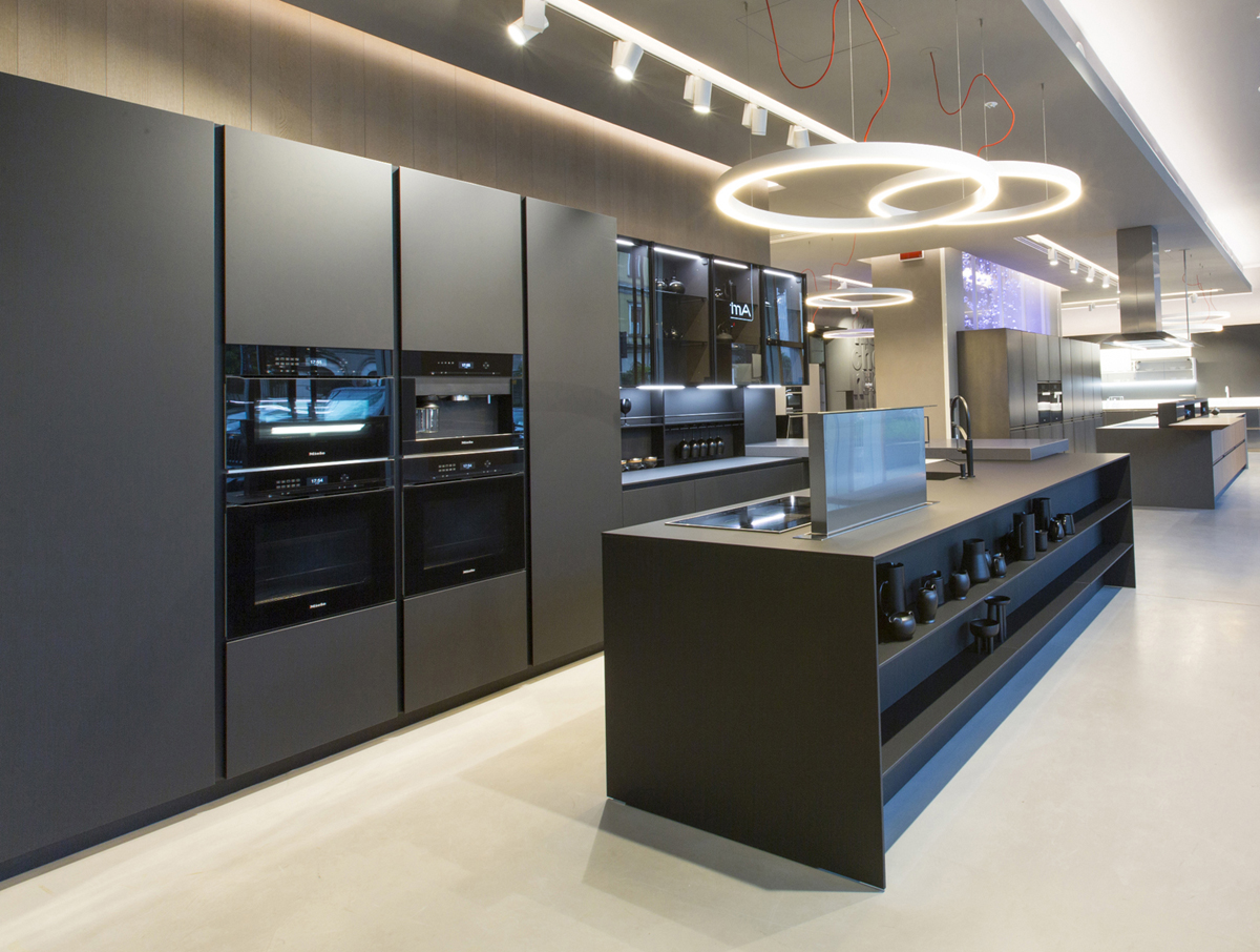 Gelosa Arredi Innovazione Instore 2018 Ambiente Cucina