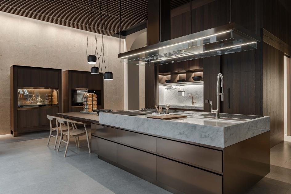 Arclinea: il nuovo flagship store milanese progettato da Antonio ...