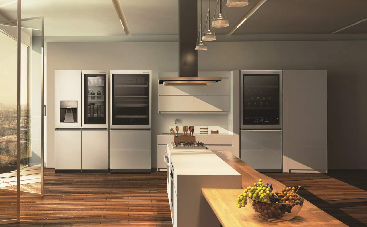 LG Electronics sceglie le cucine italiane per la sua nuova gamma ...