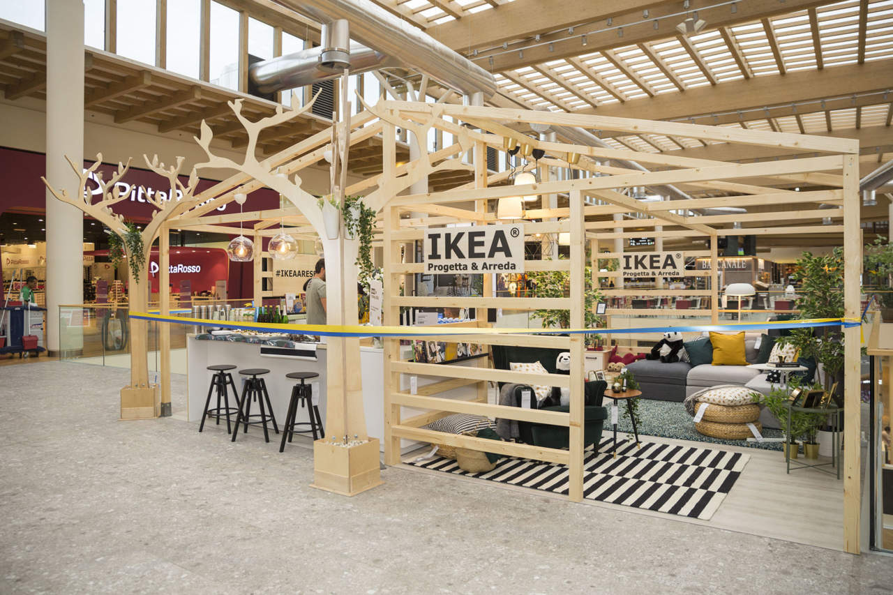 Nuovo Format Retail Per Ikea Italia Ambiente Cucina