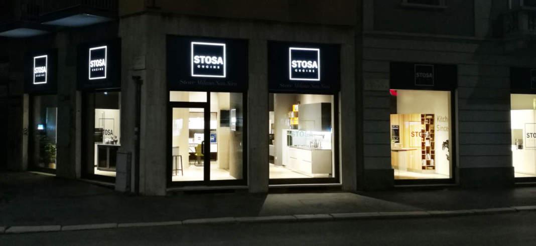 Stosa Store Milano San Siro