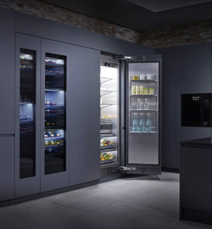 LG SIGNATURE KITCHEN SUITE_Refrigerator _ Wine Cellar