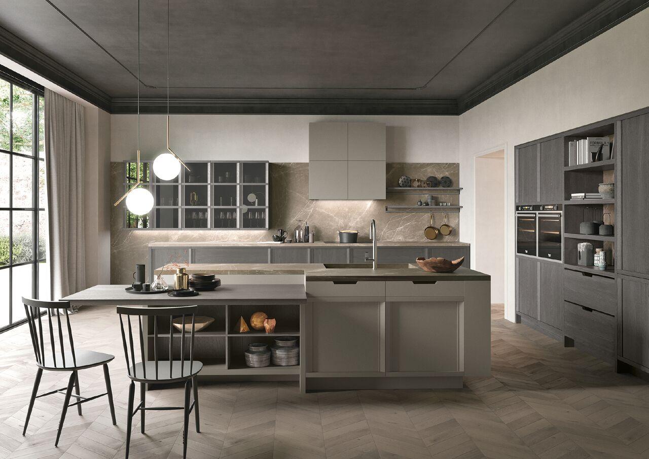 Stosa cucine ha aperto il nuovo stosa store catania for Aziende cucine design