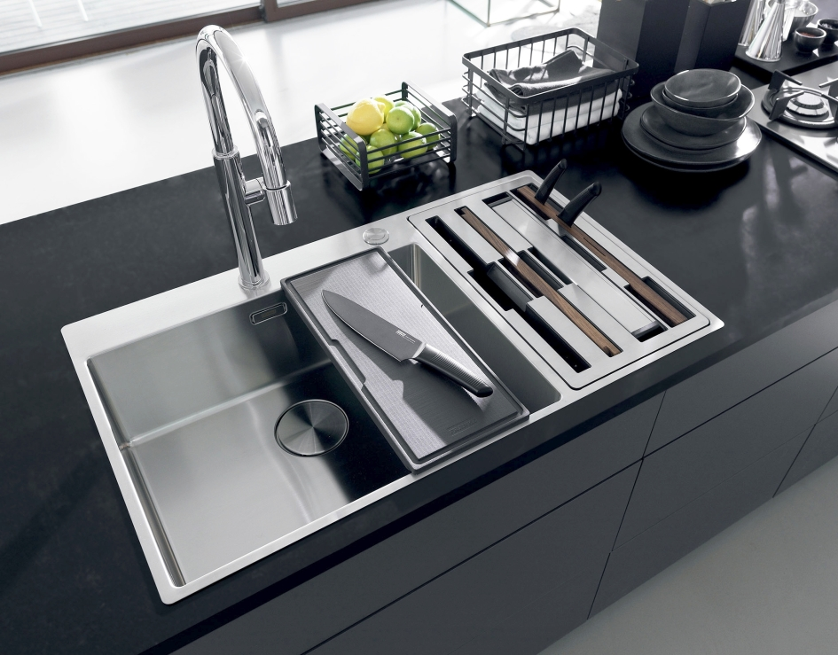 Le soluzioni più innovative per l\'area lavaggio | Ambiente Cucina