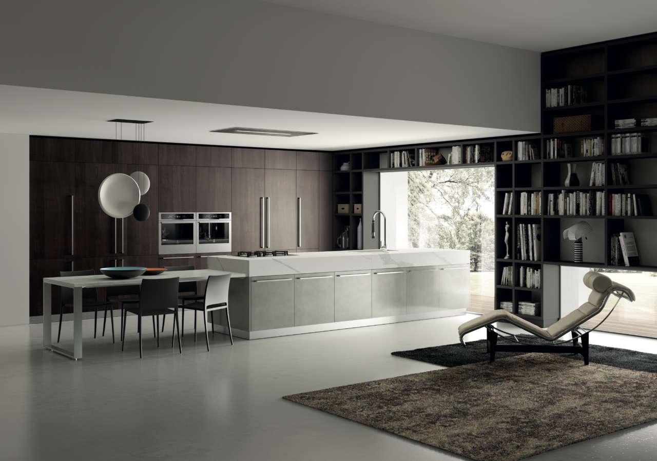Apertura di un nuovo scavolini store a vicenza ambiente for Aziende cucine design