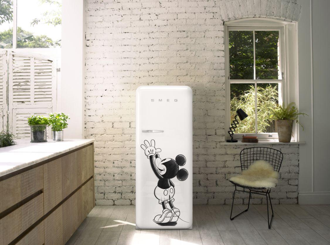 I nuovi frigoriferi Smeg creati per l\'anniversario di ...