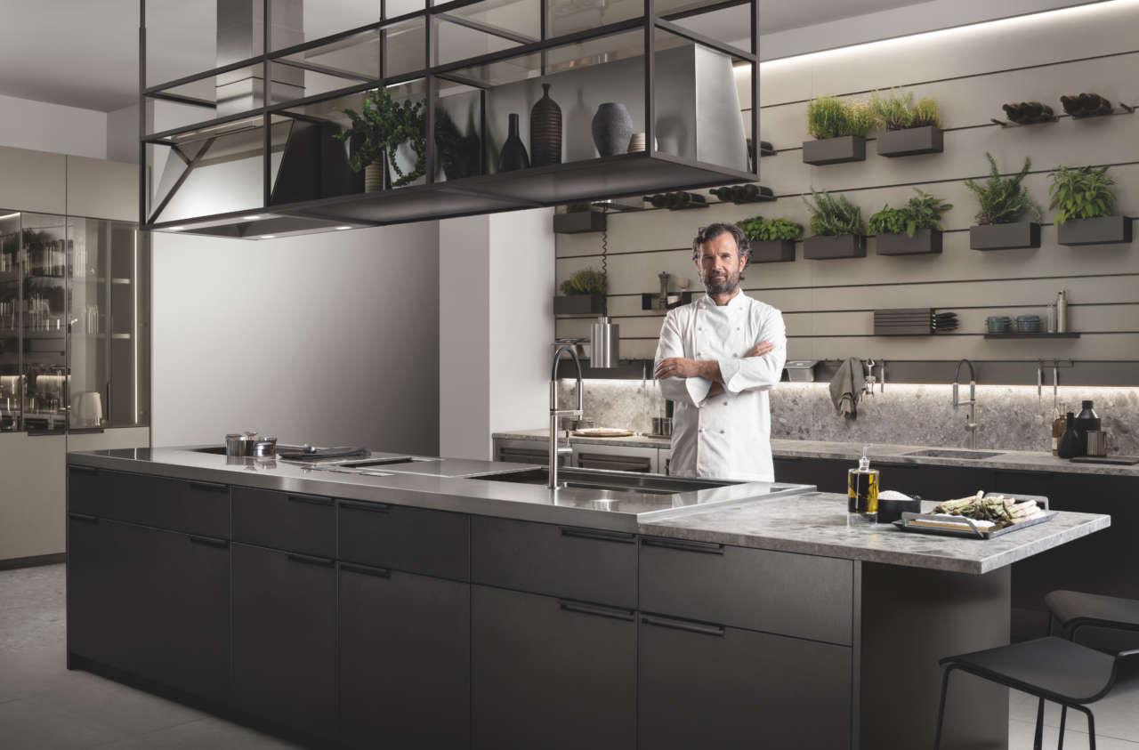Scavolini lancia Mia by Carlo Cracco | Ambiente Cucina