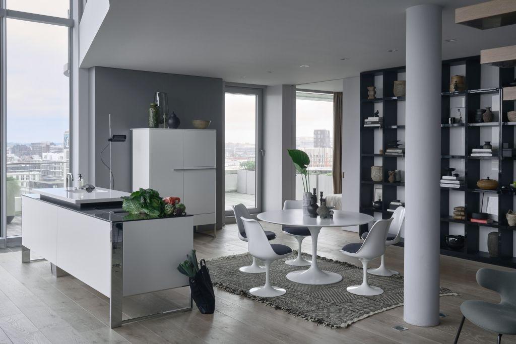 Il look minimal dello stile nordico ambiente cucina - Cucine poggenpohl ...