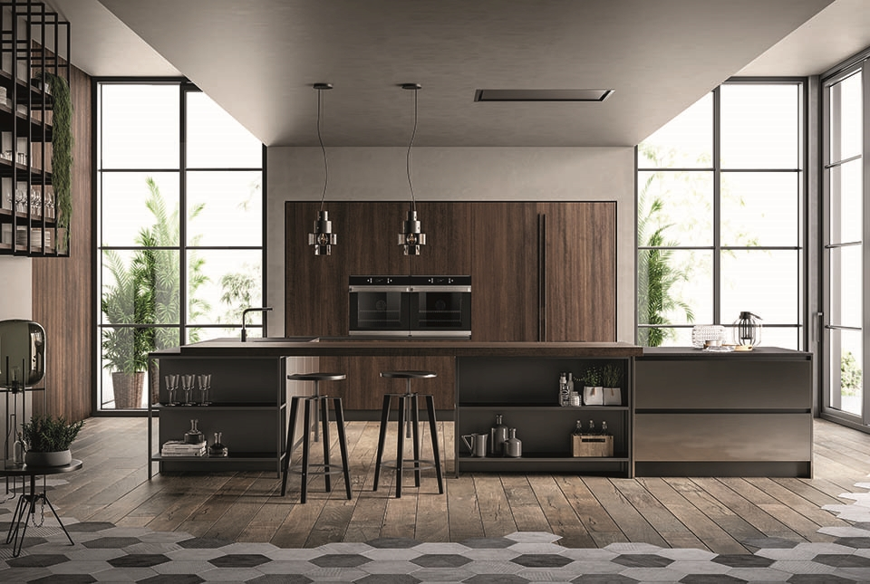 arredo3 partecipa al salone sadecc 2019 ambiente cucina