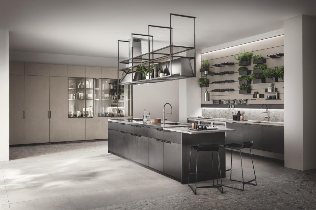 Scavolini store roma prenestina il nuovo monomarca for Aziende cucine design