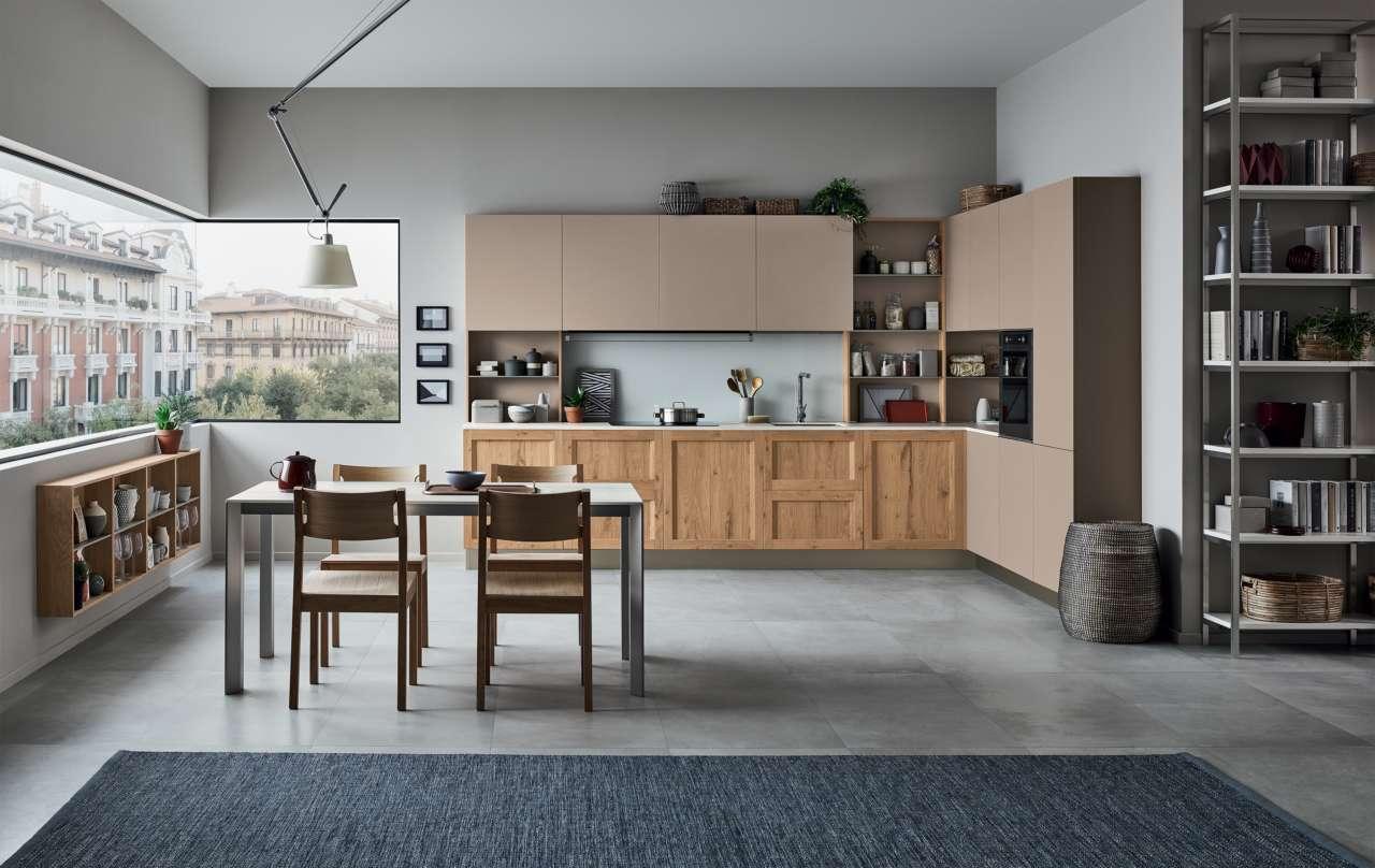 Tavoli Da Cucina Veneta Cucine.Fuorisalone 2019 Veneta Cucine Ambiente Cucina