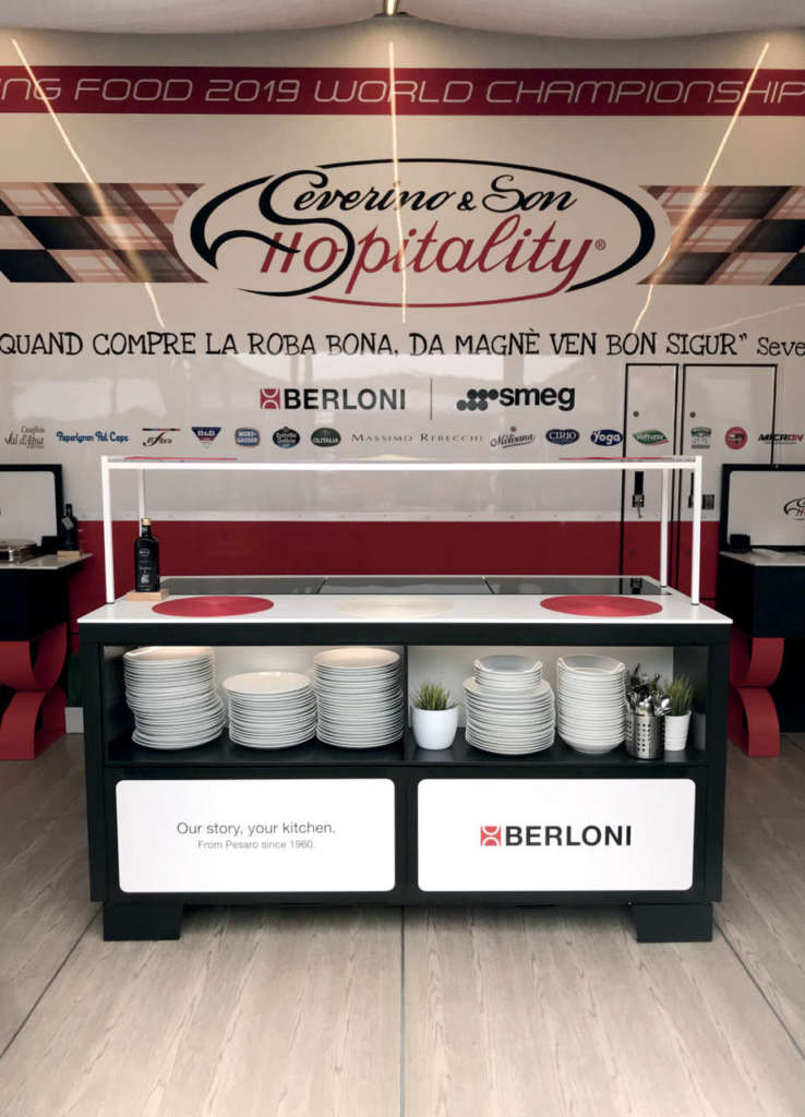 Berloni e Severino & Son Hospitality