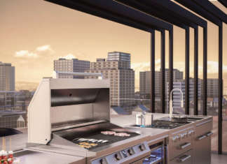 Steel cucine_outdoor