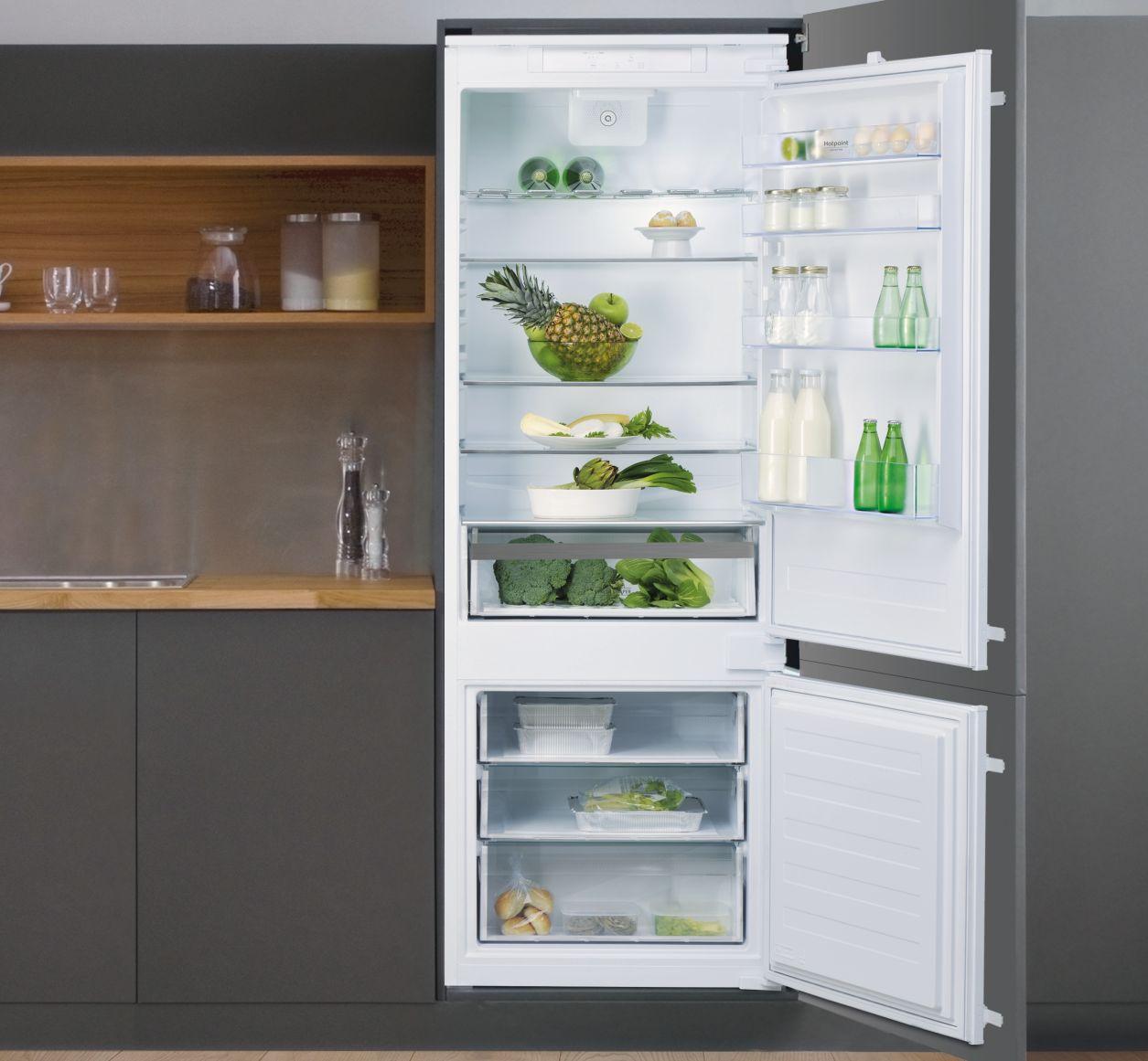 La capacità extra del nuovo frigoirfero combinato Space 400 ...