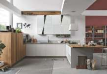 Stosa restyling cucina Infinity