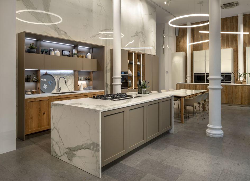 Sede Veneta Cucine.Veneta Cucine Milano Ambiente Cucina